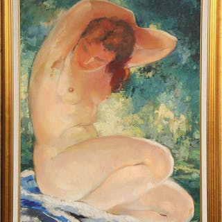 Robert Falucci, Female Bather