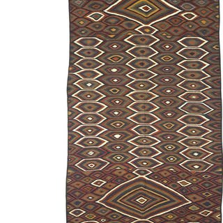 "Persian, Tribal Kilim 5'10"" x 10'6"""