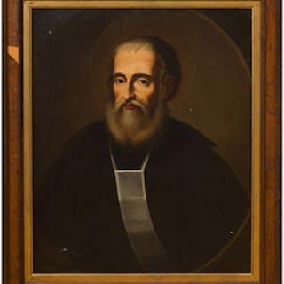 European School: Portrait of a Cleric