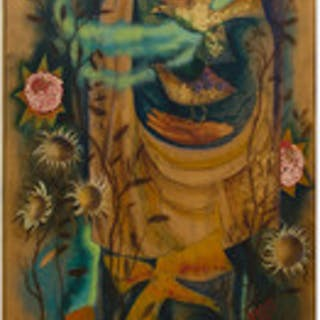 Guylaine Guy (b. 1929): L'Oiseleur