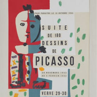 Five Picasso Posters