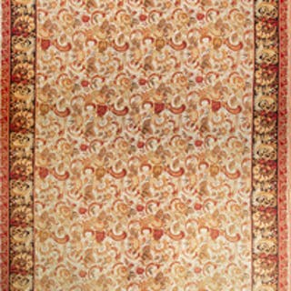 English Needlework Carpet