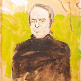 John MacWhinnie (b. 1945): Study of Dr. Weitzen
