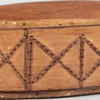 Tobacco Box, Possibly Burmese Karen Tribe