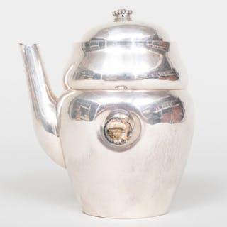 Georg Jensen Silver Coffee Pot