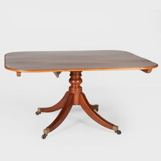 Regency Mahogany Diminutive Breakfast Table