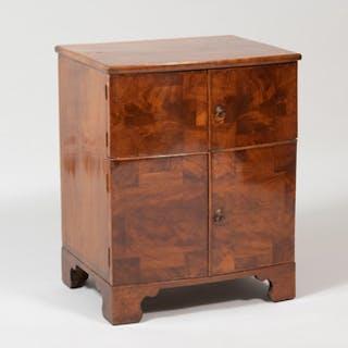 Art Deco Style Mahogany Cabinet
