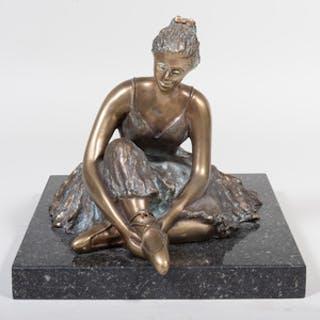 Odette Eid (b. 1922): Dancer II