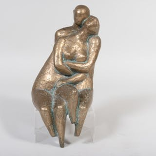 Vasco Prado (1914-1998): The Embrace