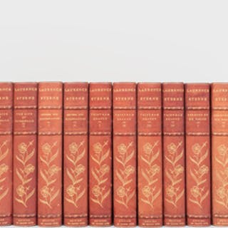 Laurence Sterne, The Works of Laurence Sterne in Twelve Volumes