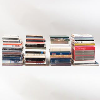 Large Group of Books Relating to Art, Collecting and Museums