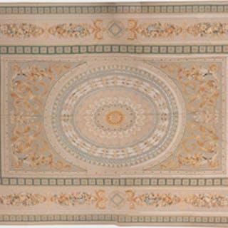 Aubusson Style Carpet