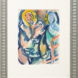 Ben Shahn (1898-1969): Figures