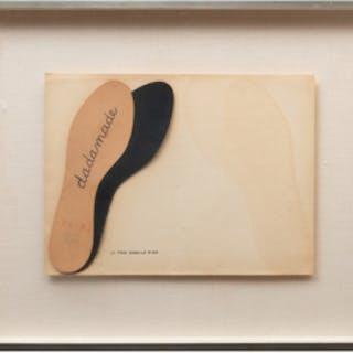 Man Ray (1890-1976): Le Pied Dans Le Pied
