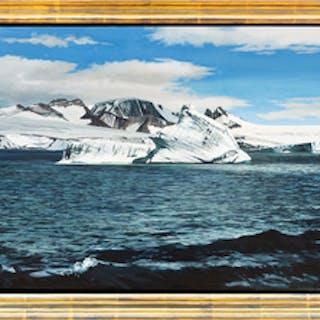 Richard Estes (b. 1932): Antarctica
