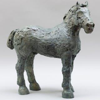 Elisabeth Frink (1930-1993): Chinese Horse III
