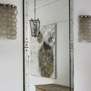 Large Italian Venetian Mirror | dicksonrendall