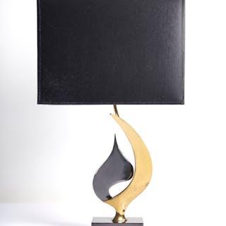 Willy Daro table lamp signed | dicksonrendall
