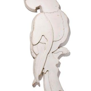 Rare laminated wood parrot | dicksonrendall