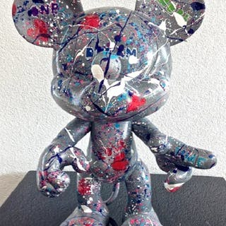 MISS COCO - ONE MORE TIME 45X25X30CM
