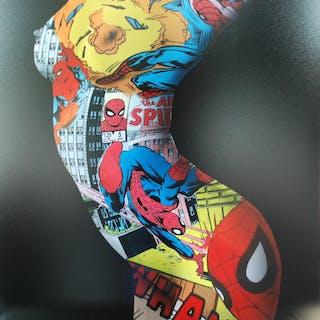 F2B - Comixs Spiderman III 60X60CM