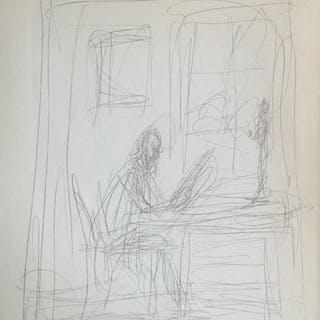GIACOMETTI Alberto - Derrière le miroir