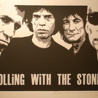 BURLET Philippe - Rolling Stones