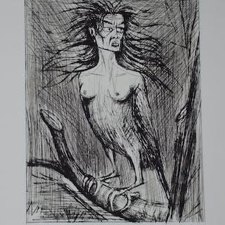 BUFFET Bernard - L'enfer de Dante - La Harpie