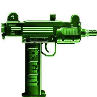 F2B - Green PEZ 60X60CM
