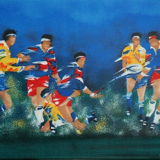 SPAHN Victor - Rugby I