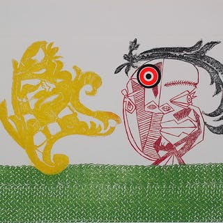 BAJ Enrico - BAL chez Picasso