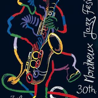 MONTREUX JAZZ FESTIVAL - Rolf Knie 1996