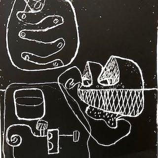 LE CORBUSIER - Coquillage et mains