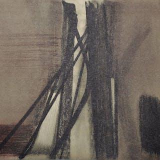 HARTUNG Hans - Pastel P.1953-10