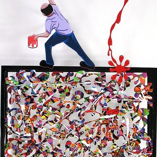 KRACOV David - Thinking Outside the Box - Pollock