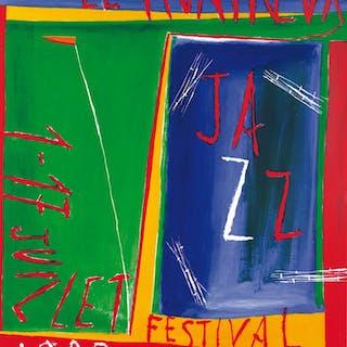 MONTREUX JAZZ FESTIVAL - Nicola de Maria 1988