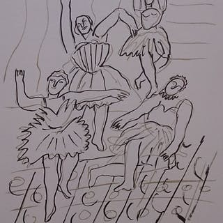 LEGER Fernand - Les danseuses