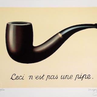 MAGRITTE René - Ceci n'est pas une pipe
