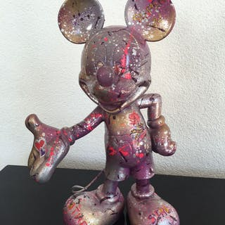 MISS COCO - Mickey PROUD TO BE WOMAN 30X19X15CM