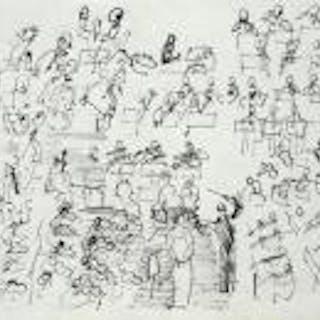 DUFY Raoul - Le Concert