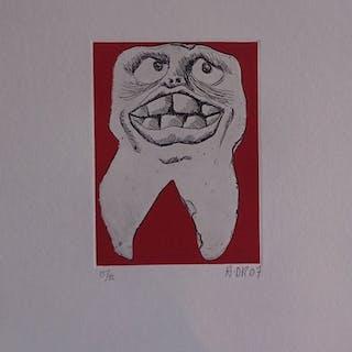 DI ROSA Hervé - Les 32 dents d'Hervé Dirosa