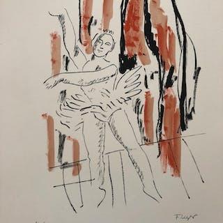 LEGER Fernand - La danseuse