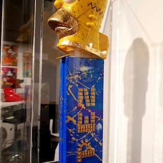 PINKHAS - PEZ - GOLD HOMER 99X20X20CM
