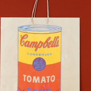 WARHOL Andy - Campbell's Soup Can On Shopping Bag