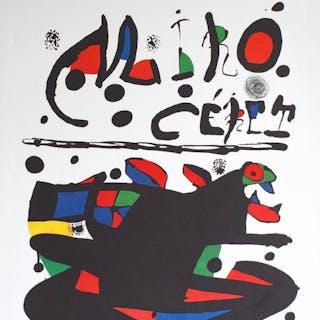 MIRO Joan - Miro/Céret