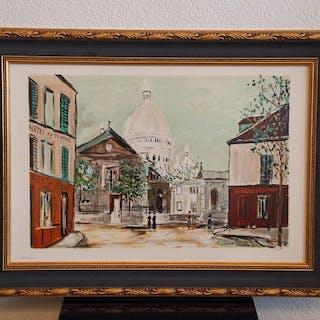UTRILLO Maurice - Paysage II