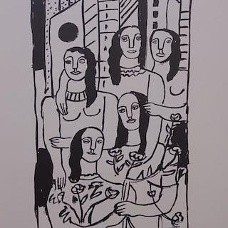 LEGER Fernand - Femmes américaines