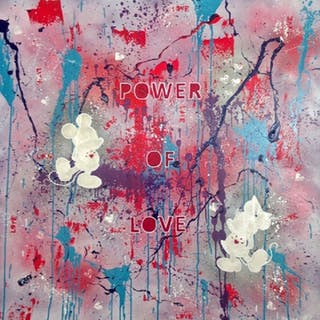 MISS COCO - POWER OF LOVE 110X110CM