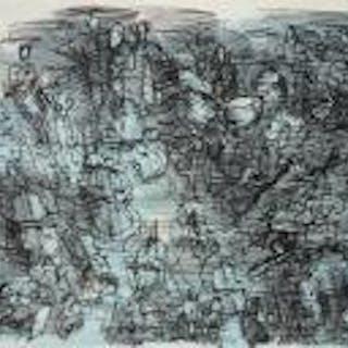 DUFY Raoul - Le Concert en bleu