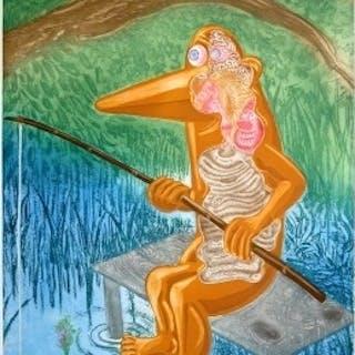 DI ROSA Hervé - Le pêcheur